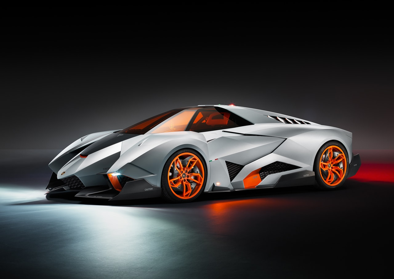 Lamborghini Egoista